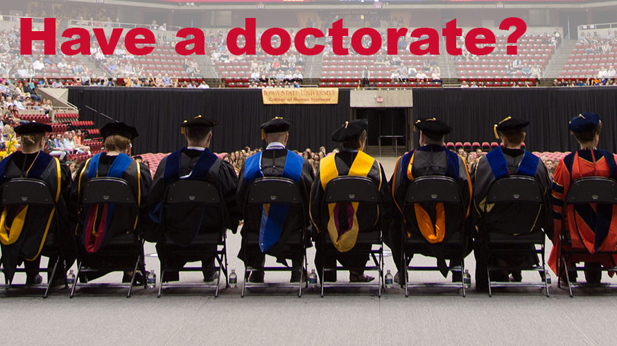 Have a doctorate? Individualized supervised practice pathway